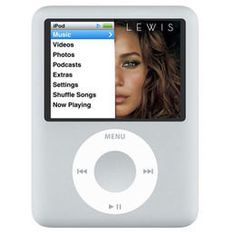 Buy Apple iPod Nano | Silver | 4GB | 3rd Generation | MA978for R490.00 Apple Pin, Buy Apple, Ipod Touch 6th Generation, Videos Photos, Ipod Classic, Ipod Nano, Travel Items, Apple Products, Kinds Of Music
