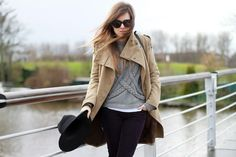 """Style Scrapbook: LOOK OF THE DAY """"WOODEN SHOES"""""""