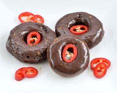 Beki Cook's Cake Blog: Chocolate Chili Donut Recipe