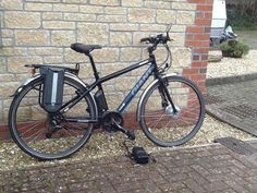 908726c5c01 GIANT HYBRID ELECTRIC BIKE For Sale in Chard, Somerset | Preloved Hybrid Electric  Bike,