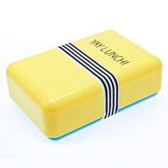 'Yay Lunch!' Lunchbox