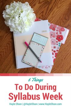 Start your new semester off right! These tips and tricks will set you ahead of the game and help you have one of your best semesters yet! Click to read more or pin to read later :) Find my blog at www.hayleolson.com