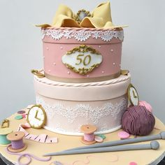 Cake for a 50th birthday  http://gelinshop.com/ipost/1521232633852590996/?code=BUcgQVJg_uU