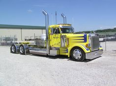 Pete 379 Show Truck