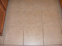 Amazing Grout Cleaner  Quartered  1 3/4 cup water  2 Tbsp baking soda  1 Tbsp + 1 tsp ammonia  1 Tbsp vinegar