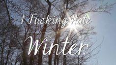 hate winter photos | Just Hate Winter on Vimeo