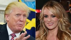 Stormy Daniels and her lawyer are pushing—again—to get Donald Trump under oath about that affair he denies having had and the hush money he denies knowing anything about. In the filing, [Daniels' lawyer Michael] Avenatti says he wants to question. Donald Trump Books, Martin Movie, Film X, Air Force One, National Enquirer, Court Documents, Rudy Giuliani, Montage Photo, Relationships