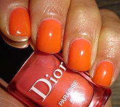 "Dior - ""Paradise"", 4 couches, avec flash"