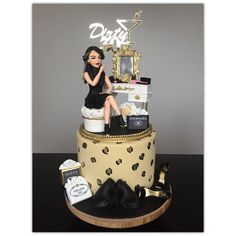 Cake of 30 years