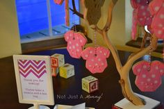 Fiesta Friday/Real Party - Sugar And Spice Autumn Baby Shower | Not Just A Mommy