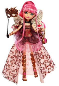 Ever After High korunovace - C.A. Cupid