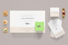 ENTREMÉS by ANAGRAMA from theboid.com