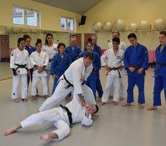 Tabor werkt mee aan extra trainingen van RTC Judo