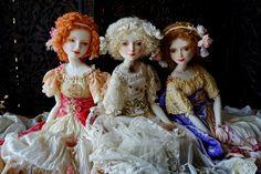 Muses by Alphonse Mucha