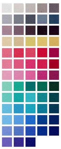 Femmesh: Pani Lato - summer color analysis on femmesh.blogspot.com