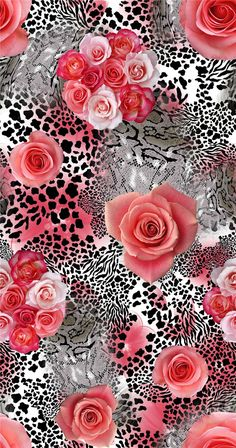 New wall paper flowers design backgrounds ideas Flower Patterns, Flower Designs, Print Patterns, Pattern Print, Animal Print Wallpaper, Flower Wallpaper, Cellphone Wallpaper, Iphone Wallpaper, Wallpaper Kawaii