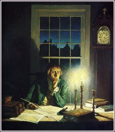 Wyeth N. Wyeth ~ Legends of Charlemagne by Thomas Bulfinch ~…: chetvergvecher — LiveJournal Jamie Wyeth, Andrew Wyeth, Nc Wyeth, Howard Pyle, Historical Art, Thomas Jefferson, Light Painting, Conte, American Artists