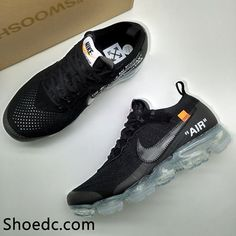 hot sale online 858e6 9cedf OFF-WHITE x 2018 Nike Air VaporMax OW 2.0 Flyknit Women Men