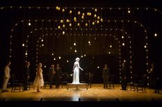 The Winter's Tale. McCarter Theatre. Set design by Christine Jones. 2013