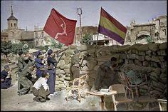 Republican militias in Toledo