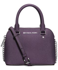 a632bcafd5 MICHAEL Michael Kors Cindy Mini Crossbody Handbags   Accessories - Macy s