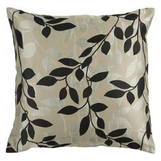 Surya Truro Decorative Pillow - Light Gray