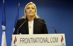 France No Longer Safe As Unable to Fully Control Borders - Le Pen