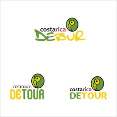 LOGO for Costa Rica Tourism Web Company by elledesign