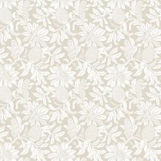 Banksia Ecru Wallpaper – Utopia Goods Cream Wallpaper, Wall Wallpaper, Breezeway, Commercial Interiors, Pattern Fashion, Tapestry, Classic, Projects, Prints