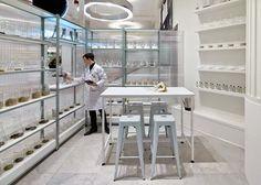 Tienda de perfumes a medida The Future Laboratory, Selfridges, Campaign, Reino Unido