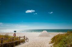 Sweden, Ystad beach