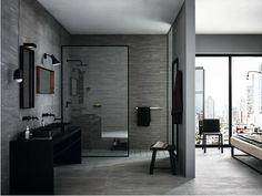 Porcelain stoneware wall/floor tiles MYSTONE PIETRA DI VALS by MARAZZI