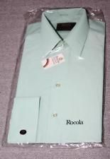 Rocola Golden Rapide Nylon Shirt size 15 1/2