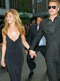 Jennifer Aniston Brad Pitt | jennifer-aniston-brad-pitt-happy.jpg
