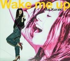 New Bargain Sale☆#japan #anime #otaku #kawaii #game #music New Kuraki Mai Wake me up First Limited Edition DVD CD From  Japan