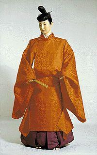 Heian era man