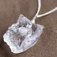 Resin Obsession Blog - Making Ice Crystals from resin.