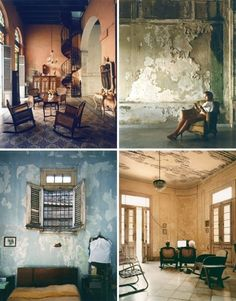 Remodela tu casa inspirada en la vieja Habana. Sala. Sofá. Silla. Piso. Pared. Encuentra dónde comprar productos y diseños como este en Colombia.