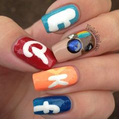 social media. nails | Social Media Nails