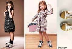 Sneaker kids Cartina