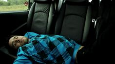 Jared Leto sleeping | Tags: JaredLeto Sleep Car