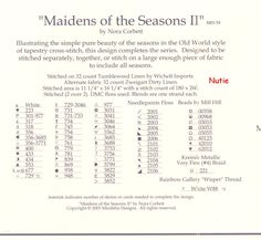 MD 74_Maiden Of The Seasons (Part Two)_6/7