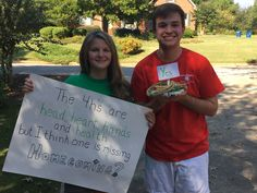 Homecoming proposal/ promposal- President and Vice President. Ask Out, Homecoming Proposal, Promposal, Presents For Boyfriend, Vice President, 4 H, Presidents, Boyfriend Presents, Boyfriend Gifts