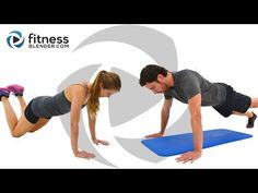 HIIT Cardio, Abs and Yoga Workout - Fun Mashup with Beginner, Intermediate & Advanced Options - YouTube Complete 12/10/14
