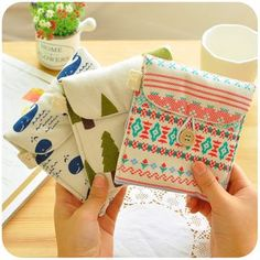 Buy 'Momoi – Print Sanitary Pad Pouch' with Free International Shipping at YesStyle.com. Browse and shop for thousands of Asian fashion items from China and more!
