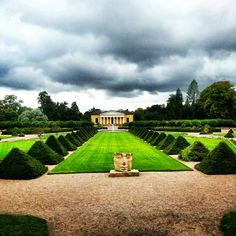 Uppsala Sweden--Botanical Garden Linnaeus Garden