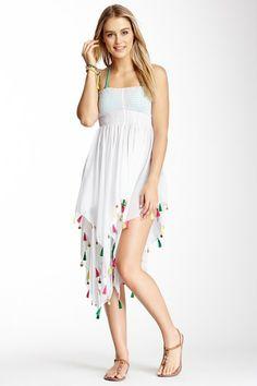 Gypsy Hanky Hem Smock Dress on HauteLook