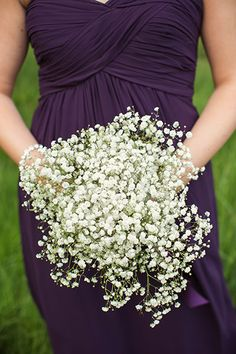 Skip: Floral bridesmaid bouquets Swap in: Bouquets that are heavy on greenery