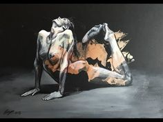 Bryn Sutcliffe Art's Website. Browse More of Bryn's Work. #art #artist #painting #artwork #creative #figurative #nude