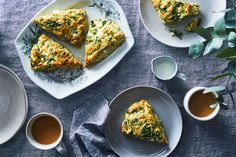 Spanakopita Scones recipe on Food52